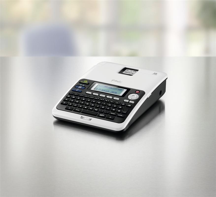 Brother PT-2030VP feliratozógép