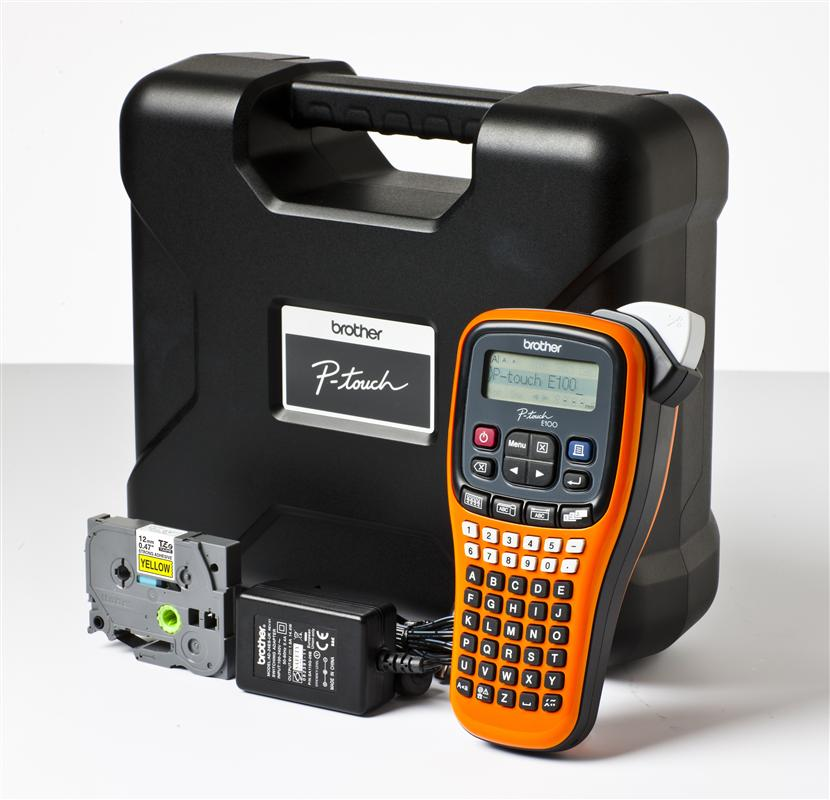 Brother PT-E100VP feliratozógép